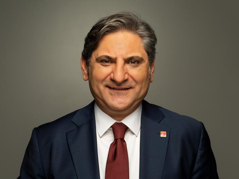 Aykut ERDOĞDU – CHP İstanbul Milletvekili